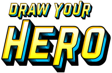Draw your hero…